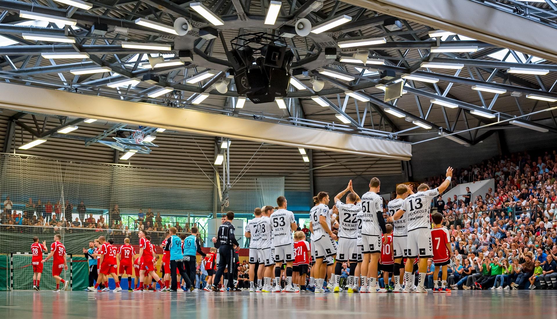 HANDBALL 2019/20: THW Kiel - GSV Eintracht Baunatal