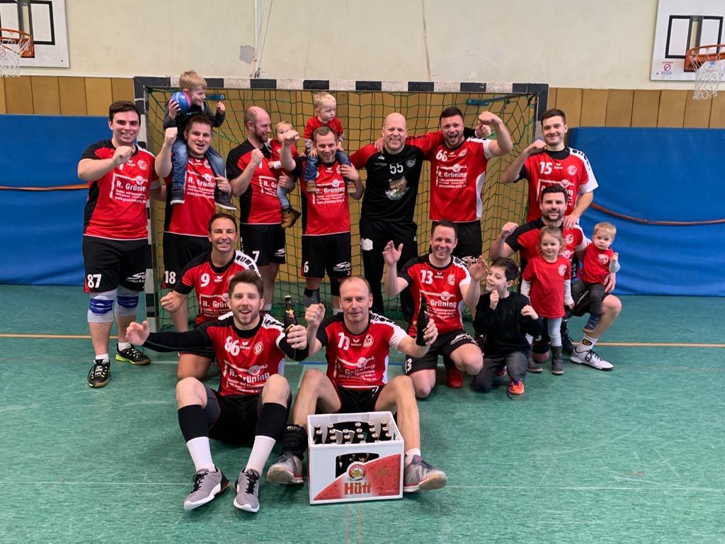 Männer 4 - HSG Hofgeismar_Grebenstein 2020_01