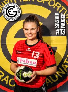 Saskia Mügge (Jahrgang 1999)